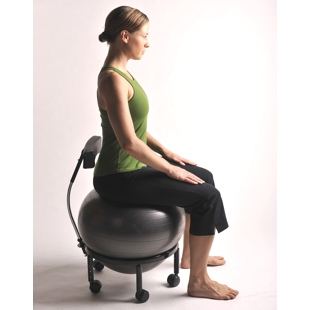 yoga ball chair 24