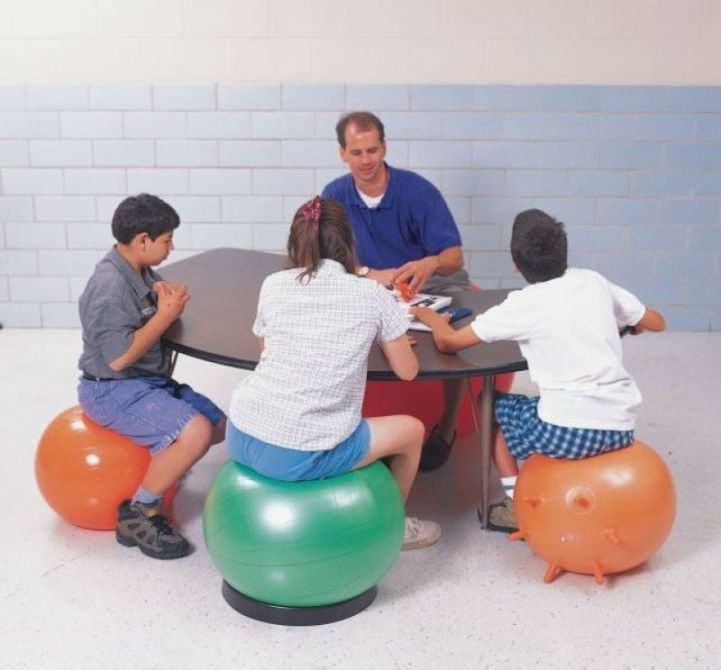 yoga ball chair 2