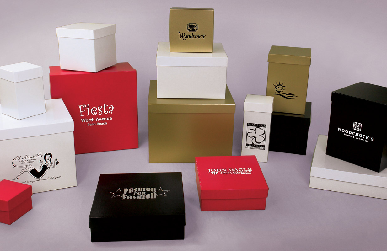 many Custom Boxes