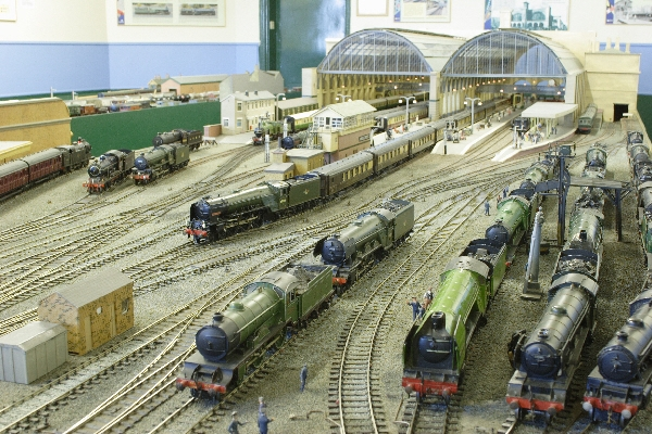 Model Train 06