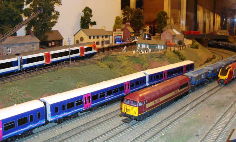 Model Train 07