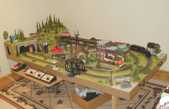 small Model Train 2